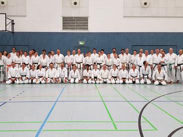 50 Jahre Karate Dojo Frankfurt Höchst e.V.