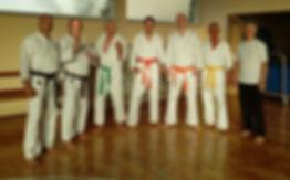 Karate Obertshausen Jukuren