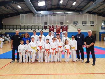 Karate-Kids und -Teens triumphieren bei Berler Cup