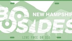 BSidesNH Event Main Announcement