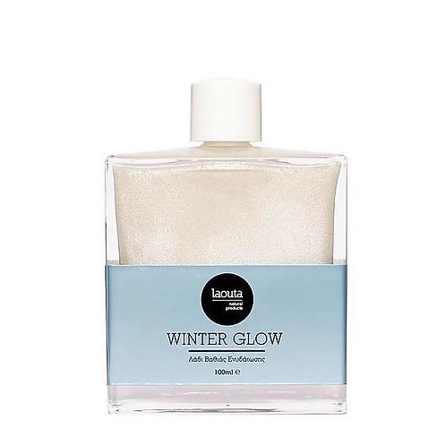 Winter Glow - Huile Corps Éclatante Hydratante - Laouta