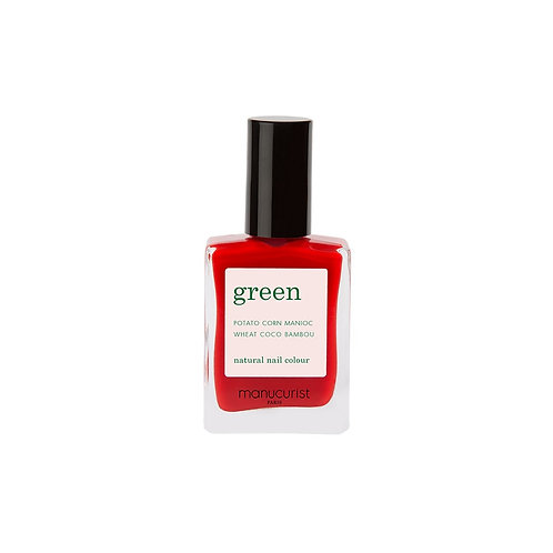 Vernis Poppy Red GREEN - Manucurist