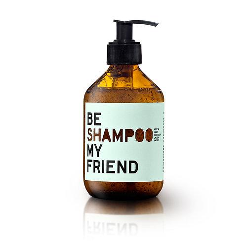 Shampoing de boutons de fleurs de tilleuls - Be Shampoo My Friend