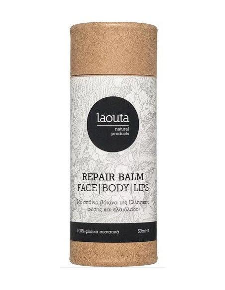 Baume Réparateur lèvres, visage & Corps - Laouta