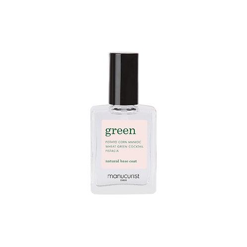 Base coat GREEN - Manucurist