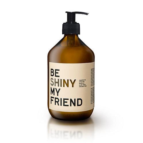 Après-shampoing à l'abricot, l'aloé vera et karité - Be Shinny My Friend