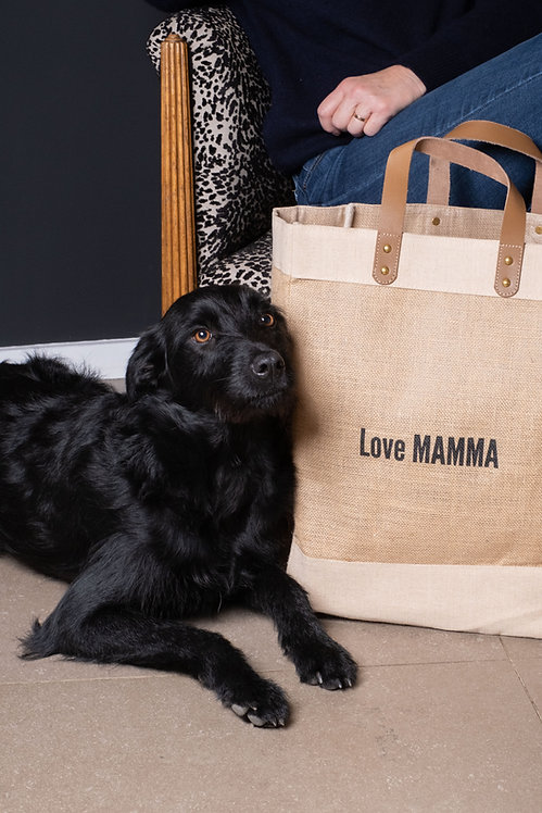 Cabas Love Mamma