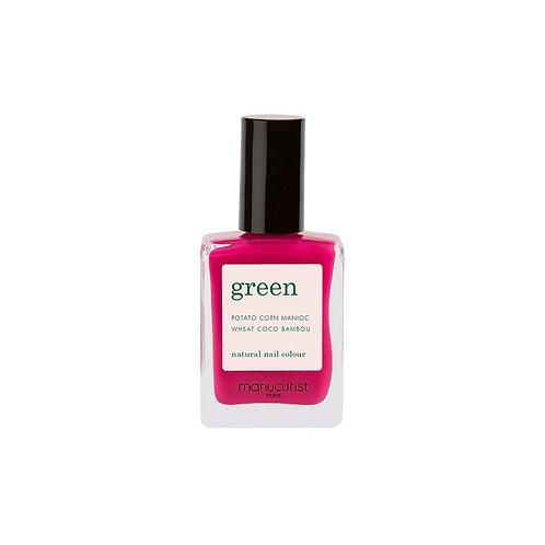 Vernis Fuchsia GREEN - Manucurist