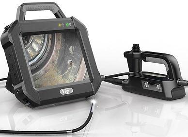 Vidéoscope Vtec système