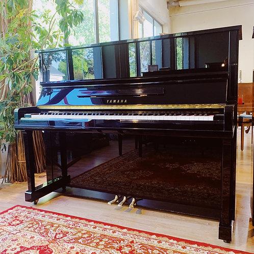 Piano Yamaha U1 Noir occasion Caen Face