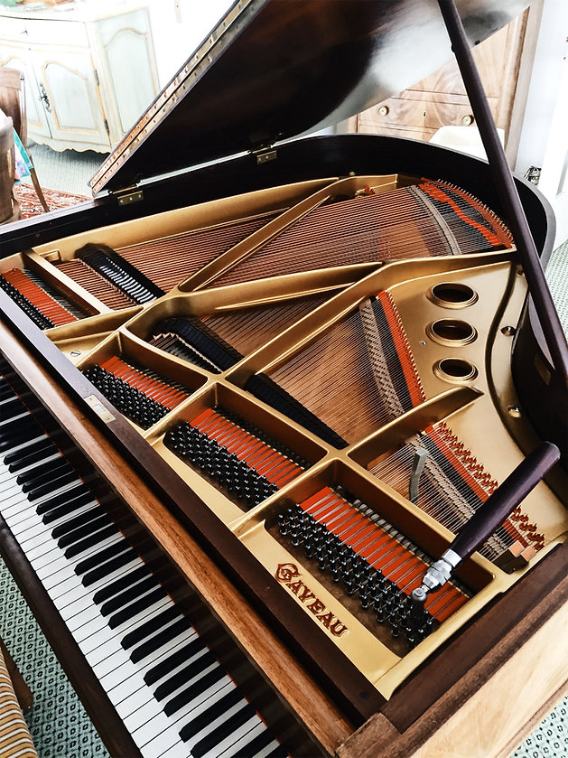 Bonnaventure Piano Caen Vente Location Maintenance