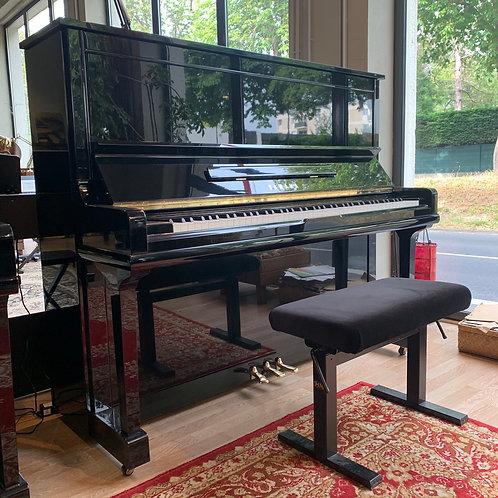 Piano Yamaha U3 Noir Caen Bonnaventure 4856931 Face