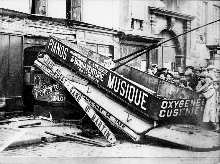 Bonnaventure Piano Caen Autrefois