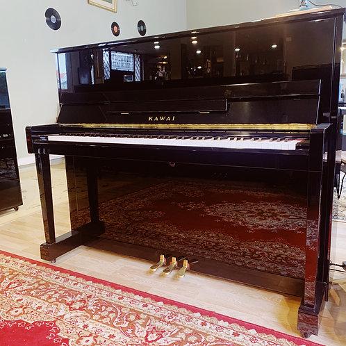 Piano Kawai KUX58R Noir Caen Bonnaventure aperçu face