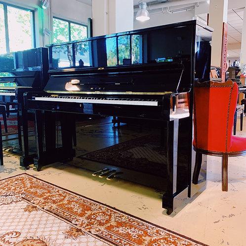 Piano Miki M1 Noir brillant aperçu face Caen