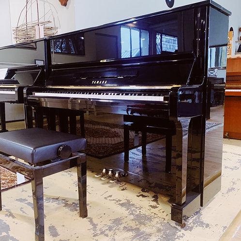 Piano occasion yamaha u1h ouvert