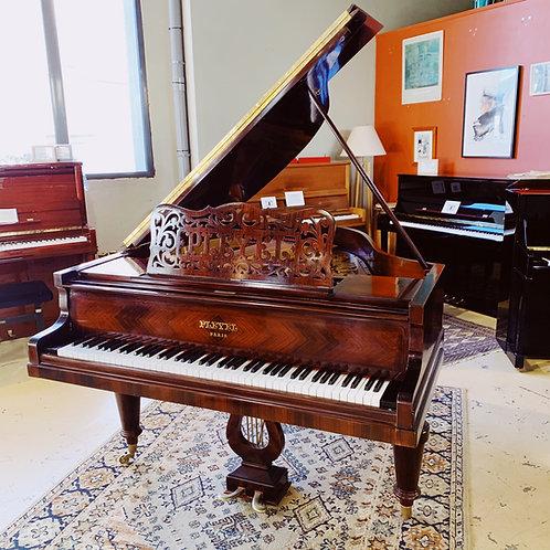Occasion Piano Pleyel 3 bis Caen bonnaventure face