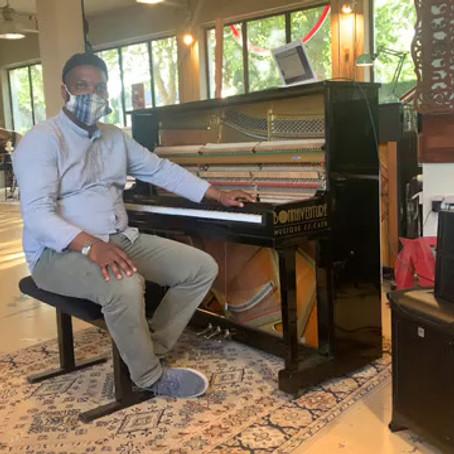 Piano Jazz avec Jericho