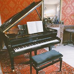 cours de piano caen bonnaventure pianos