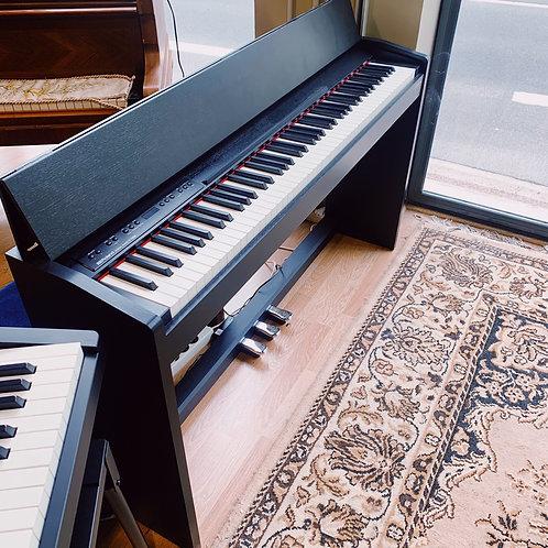 Piano numérique roland f-140 noir caen bonnaventure piano