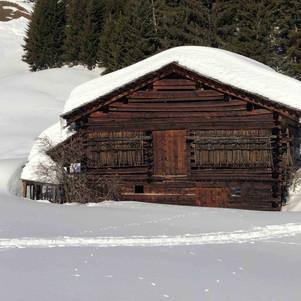 Winterwandern im Montafon