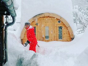 Winterwonderland im Montafon