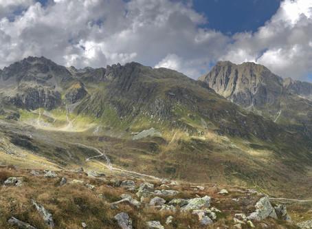 Saarbrücker Hütte 2.538 m, ursprünglich, gemütlich und naturhaft
