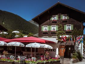 Berghotel Sonne in Partenen