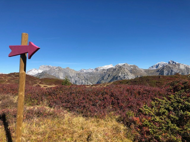 Wanderung zum Mutjöchle