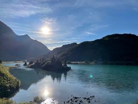 Kopsstausee - Vallülasee - Bielerhöhe -         Montafon - Paznaun