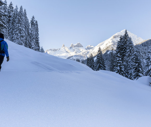 Winterwanderung im Gauertal (c) Andreas