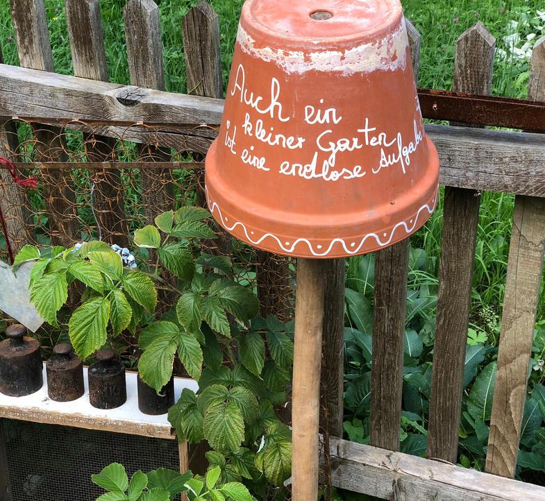 Garten Haus Berta
