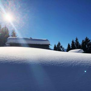 Schneeschuhwandern im Montafon