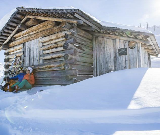 Rast beim Skifahren (c) Daniel Zangerl -