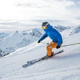 Skifahren im Montafon (c) Daniel Zangerl