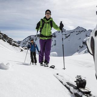 Skitour im Montafon (c) Daniel Zangerl -