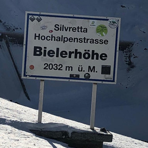 Silvretta Bielerhöhe im Montafon