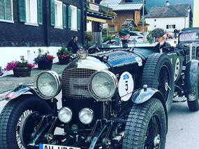 Das war die Silvretta Classic Rallye Montafon 2021