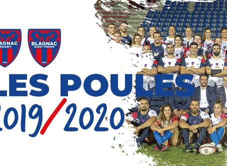 Les poules 2019/2020