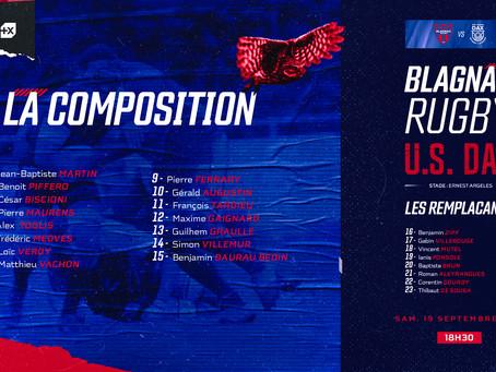 COMPO : BLAGNAC / DAX