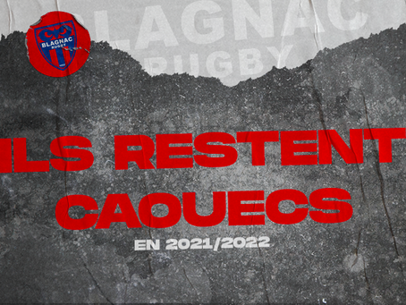 Ils restent Caouecs en 2021/2022
