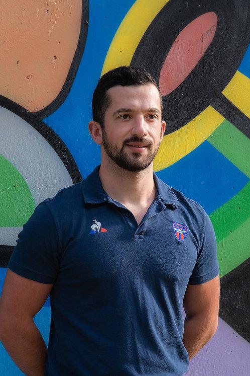 Polo Le Coq Sportif - Blagnac Rugby