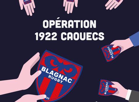OPERATION 1922 CAOUECS