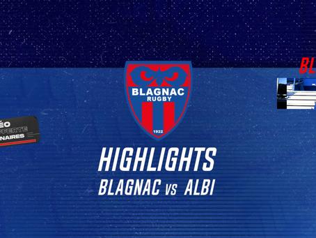 Résumé : Blagnac vs Albi