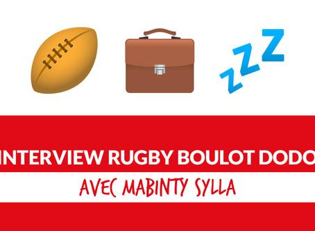 Rugby-boulot-dodo avec Mabinty Sylla