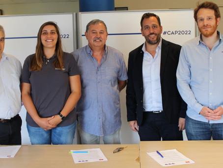 Reconduction du partenariat entre Rebonds! et le Blagnac Rugby