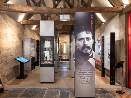 Court Barn Museum Re-opens