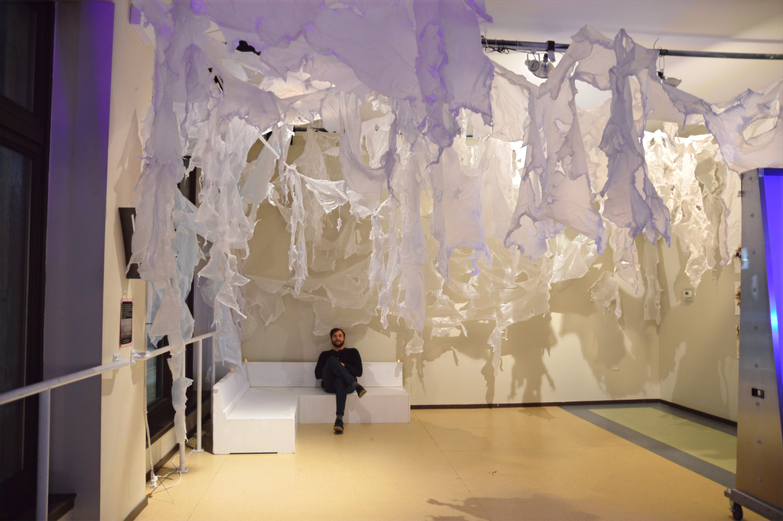 Beethoven Birthday bash installation