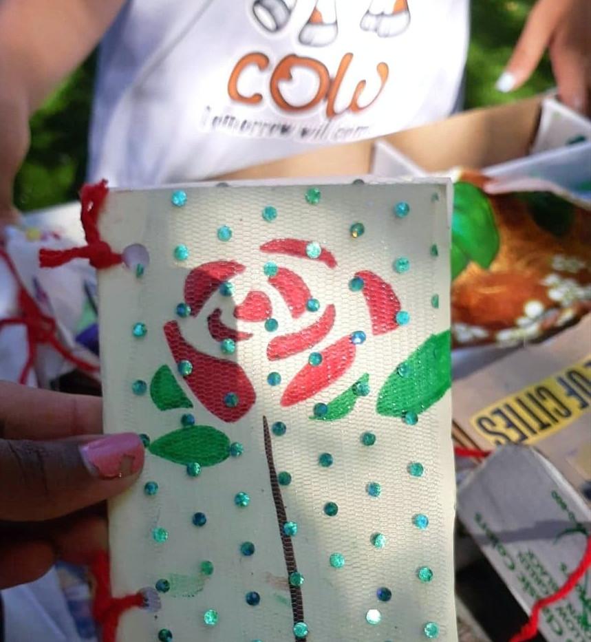 Brown paper bag Journals
