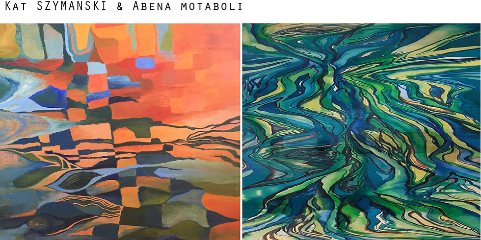 Substantial Threads Art Opening June 28, 2019